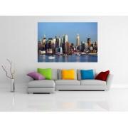 "Tablou grand canvas ""Manhattan Midtown New York City"" - cod Z40"