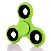 Fidget Spinner - Verde - 1,5 min timp de rotire