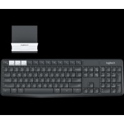 K375s Multi-Device Wireless Keyboard and Stand Com (920-008218)