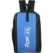 Mody 17 inch Laptop Backpack(Blue, Black)