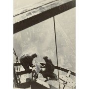 Puzzle Grafika - Lewis W. Hine: Empire State Building, New York, 1931, 1.000 piese (57538)
