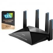 Рутер Netgear R9000, 4PT AC7200 (800 + 1733 + 4600 Mbps) Nighthawk X10 Tri-Band WiFi, Multi-MIMO, Gigabit Router, R9000-100EUS