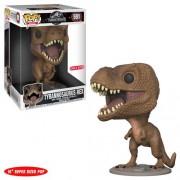Jurassic World Funko POP! Movies Tyrannosaurus Rex Vinyl Figure [Super-Size]