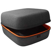 Geekria Gaming Headset Case, Compatible with Razer ManO'War 7.1, Sennheiser GSP 600, 500, PC 373D, Astro A20, A10, Sony Playstation Gold, Platinum Hea