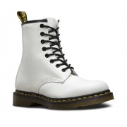 Dr. Martens Dr Martens 1460 White Smooth Boots Size 8