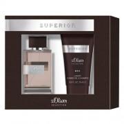 s.Oliver Superior Men 30 ml geschenkset