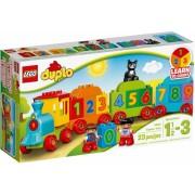 Primul meu Tren cu numere 10847 LEGO Duplo