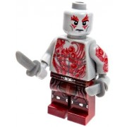 Marvel LEGO Marvel Super Heroes Guardians of the Galaxy LOOSE Minifigure Drax the Destroyer