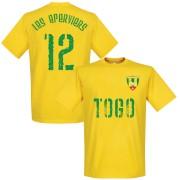 Retake Togo Home T-shirt - - gelb - S