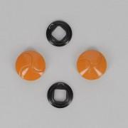 NEW MAX Kit Viti Casco Power X Colore Arancio