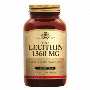 Solgar® Soya Lecithin 1360 mg