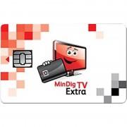 MINDIG TV KARTA TEST NA 1 MESIAC
