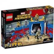 Конструктор ЛЕГО Супер Хироус - Тор срещу Хълк, LEGO Super Heroes, 76088
