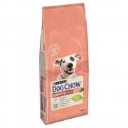 14кг Adult Sensitive Dog Chow Purina, суха храна за кучета със сьомга