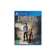 Game Brothers A Tale Of Two Sons - PS4