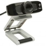 "CAMERA WEB GENIUS ""FaceCam 320"", Sensor CMOS 0.3Mp, Video: 640x480 pixels ""32200012100"" (include timbru verde 0.01 lei)"