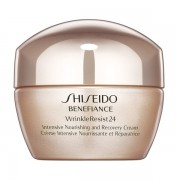 Shiseido Cosmética Facial Benefiance Wrinkle Resist 24 Intensive Nourishing and Recovery Cream