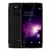 DOOGEE S50 pantalla completa IP68 impermeable 4G telefono con 6 GB de RAM? 64 GB ROM - naranja