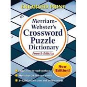 Merriam-Webster's Crossword Puzzle Dictionary, Paperback/Merriam-Webster