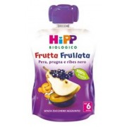 Hipp Italia Srl Hipp Bio Hipp Bio Frutta Frullata Pera Prugna Ribes 90 G
