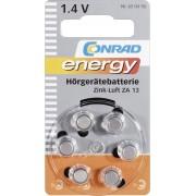 Baterii pentru aparate auditive ZA 13