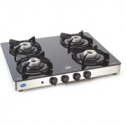 Glen GL 1041 GT Glass Gas Cooktop