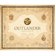 Outlander Deluxe Stationery Set, Hardcover/Insight Editions