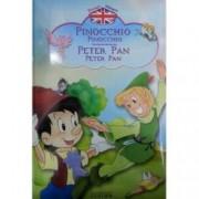 Pinocchio Peter Pan editie bilingva