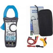 HOLDPEAK 870N Digitális lakatfogó VDC VAC ADC AAC ellenállás kapacitás frekvencia TRMS.