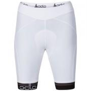 Odlo Flash X - pantaloni corti bici - donna - White