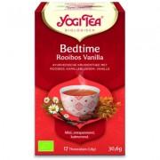 Yogi Tea Bedtime rooibos vanille 17 Stuks