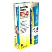 Papermate Replay premium penna cancellabile blu 0,7 mm confezione 12 penne