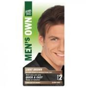 Men's Own Haarkleuring Voor Mannen Light Brown