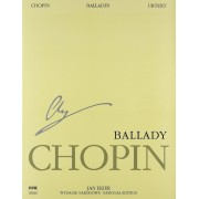 Ballades: Chopin National Edition Volume I, Paperback