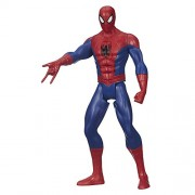 Spiderman Marvel Ultimate Spider-Man Web Warriors Titan Hero Tech Electronic Spider-Man 12-Inch Figure