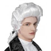 Férfi barokk paróka
