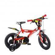 Bicicleta pentru copii Dino Bikes GLN, varsta recomandata 4 ani+