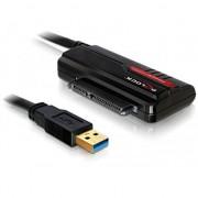 "Accesoriu IT delock Adaptor portabil USB 3.0 la SATA II 2.5""/3.5"" HDD, Delock 61757"