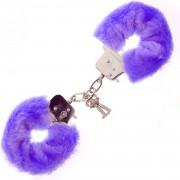 Cave Master Furry Love Cuffs - Lila