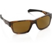 Oakley JUPITER SQUARED Wayfarer Sunglass(Brown)