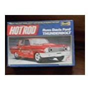 Revell 1:25 Russ Davis Ford Thunderbolt Hot Rod Model