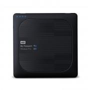 Western Digital My Passport Wireless Pro BSMT0040BBK Unità di rete 4 TB HDD 4 TB x 1 USB 3.0 802.11ac