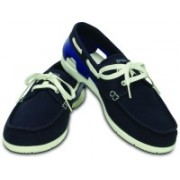 Crocs Casual Lace up For Men(Blue)