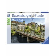 Puzzle Strasbourg, 1500 Piese Ravensburger