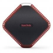 SanDisk SDSSDEXTW - 480G 480 GB USB 3.0 extrema 510 bärbar Solid St...