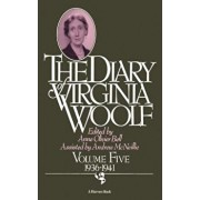 The Diary of Virginia Woolf: Volume Five, 1936-1941, Paperback/Virginia Woolf