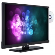 Luxor 24-tums LED-TV med DVD