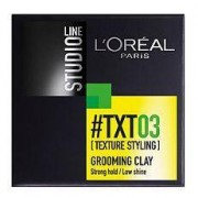 Loreal Paris TXT03 Wax Texture Styling Clay - 75ml