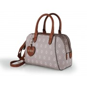 Be Mine Sandy Bowling Bag #Fb1046 taupe