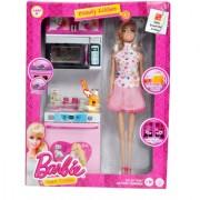 Oh Baby branded REAL DEALs Multicolor 3 Vogue Kitchen Set FOR YOUR KIDS SE-ET-288